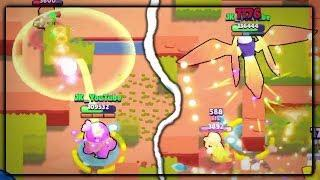 PINK SPIKE VS PHOENIX CROW! Who Is Better BOSS in Boss Fight? ::Brawl Stars Gameplay