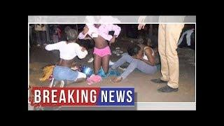 Breaking News - Pastor Arrested With Seven Women While Praying Naked In Church