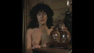 Deanna from Star Trek TNG gets naked