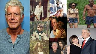 Anthony Bourdain biography | family | daughtr| wife| girlfriends| net worth| lifestyle| facts