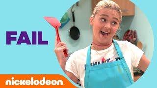 Lizzy Greene's Epic Cooking Fail ????Omelet Catastrophe | Nicky, Ricky, Dicky & Dawn | Nick
