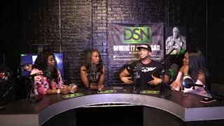 The Naked Thoughtz Show Ep.3 Classic MGM Grand Talks Brand & Deontay Wilder