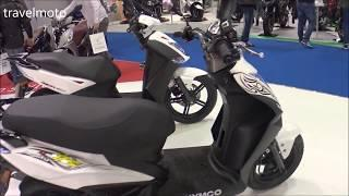 The 2018 KYMCO AGILITY RS 50 NAKED scooter 2T