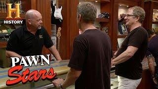 Pawn Stars: Rock & Roll Treasures | History