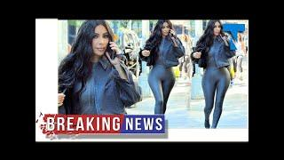 Kim Kardashian SHOCKS in skin tight body suit that leaves little to imagination | by Top News