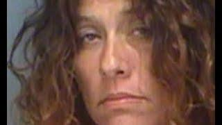 Naked Florida woman allegedly high on meth told p olice she was running from giant spider