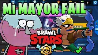 EL VIDEO MAS FAIL DE MI CANAL... | BRAWL STARS | ROAD TO BO