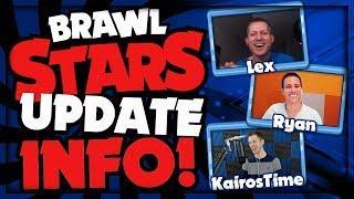 [Brawl Stars] Update Info! | Community Round Table 3 | Duos Permanent?!