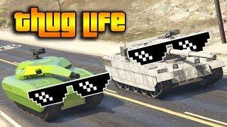 GTA 5 ONLINE : THUG LIFE AND FUNNY MOMENTS (WINS, STUNTS AND FAILS #29)