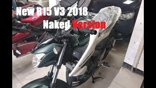 The Naked Version Of R15 V3: Meet Yamaha Vixion R 2018