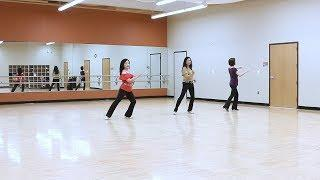 Naked - Line Dance (Dance & Teach in Chinese 中文教學)