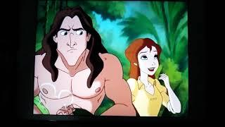 Naked Tarzan/Aladdin is not wearing pants