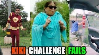 INDIAN PEOPLE DOING KIKI CHALLENGE || KIKI CHALLENGE FAIL || VIRAL KIKI CHALLENGE  FT.SHAKTIMAN