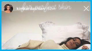 Kim Kardashian flaunts naked hip... after Tyson Beckford slammed it