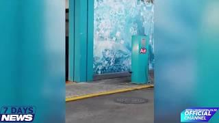 7 Days News - Naked Rotorua man takes a shower in car wash