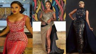 12 Best Dressed Female Celebrities At The AMVCA2018