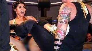 Wrestling news  German naked model debuts against ex WWE star Alpha Female