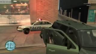 GTA IV Challenge: Survive 6 stars as long as possible (I survived almost 3 hours!)