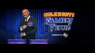 Celebrity Family Feud; Season 4 Episode 3 - FULL Episode