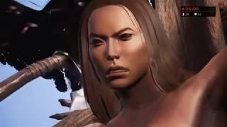 Conan Exiles - Naked Characters?! - Come Play With Me :)