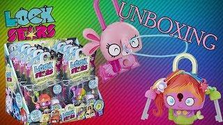 LOCK STARS ¡Candados alocados y kawaii! ¿Fue un FAIL? l Unboxing l Hasbro l MEASH