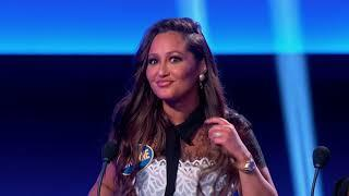 Adrienne Houghton Fast Money – Celebrity Family Feud