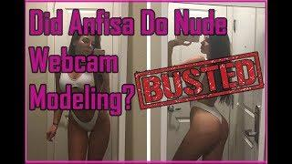 90 Day Fiance Star Anfisa - Proof she did Nude WebCam or Not.