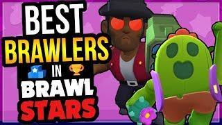 Overall Brawler Ranking! Best & Worst Brawlers in Brawl Stars - October