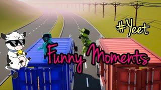 Gang Beasts|Funny Moments (Naked!!!!)