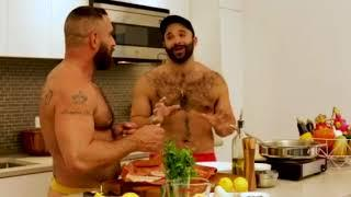 QUICKIES in collaboration with SCRUFF by THE BEAR-NAKED CHEF