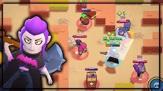 NEW MORTIS DESTROYING TEAMERS! Most Amazing Plays! BRAWL STARS NEW UPDATE! :: Brawl Stars Gameplay