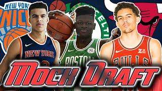 Official 2018 NBA MOCK DRAFT | Picks 1-30 | Full First Round | Luka Doncic Falling???