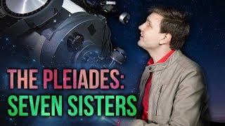 The Pleiades: Seven Sisters | David Rives