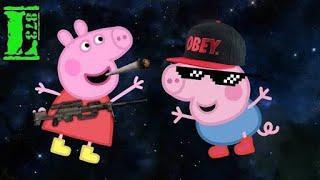 Flying pig fail shooting star