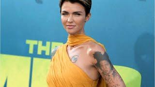 Actress Ruby Rose Receives Dubious Honor