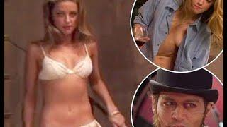 Breaking News Today - Amber Heard strips naked to star alongside ex-husband Johnny Depp