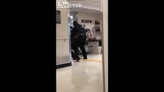 Naked Woman Punched By Police Officer in Michigan Hospital