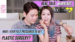 H2H: It's Time for a REAL Catchup ???? Plastic Surgery, Marriage & Life in Korea (Part One)