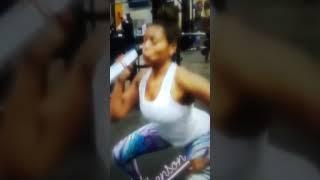 Black Celebrities getting fit in 2018(4)