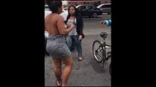 crazy women fight till be totally naked haaaaaaaaaa