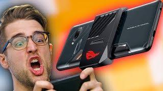 An AIR-COOLED Gaming Phone!?