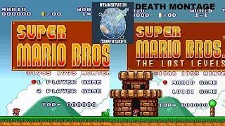 BSC Highlights: Super Mario All Stars SMB 1 + 2 Death Montage