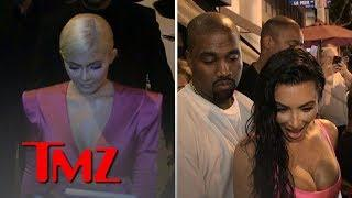 Kylie Jenner Celebrates 21st Birthday with Kardashians, Scott Disick | TMZ