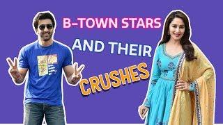 Alia Bhatt, Salman Khan, Sonam Kapoor - B-town stars and their crushes | Pinkvilla | Bollywood