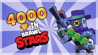 Can we Make it to 4k Trophies!? Mega Box Opening FAIL! - Brawl Stars