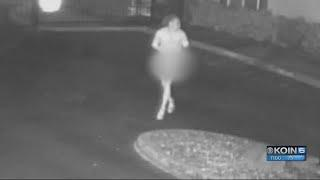 Police: Naked man flees after attempted assault