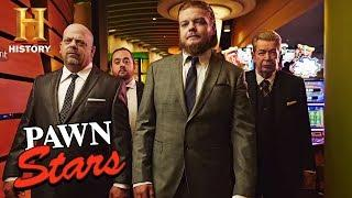Pawn Stars Official Channel Trailer | History