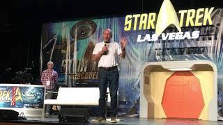 Patrick Stewart - Surprise at Star Trek Las Vegas 2018