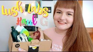 LUSH LABS HAUL #1 | April 29th Releases | Soaps & Naked Hand Soaps