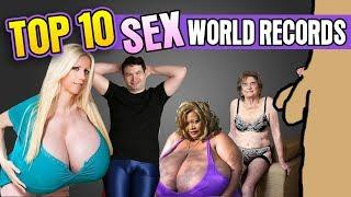Crazy Sex World Records - Biggest Boobs, Largest Penis and other crazy sex acts
